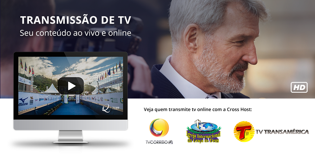 Streaming para TV - Streaming de Vídeo - Streaming for TV - Video Streaming