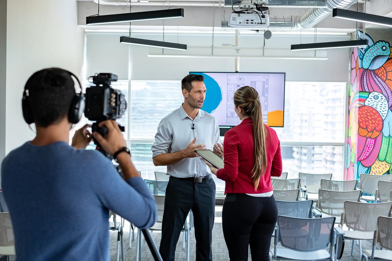 Porque produzir vídeos corporativos profissionais