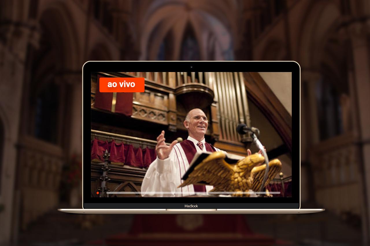 Transmissão online para igrejas, uma tendência crescente