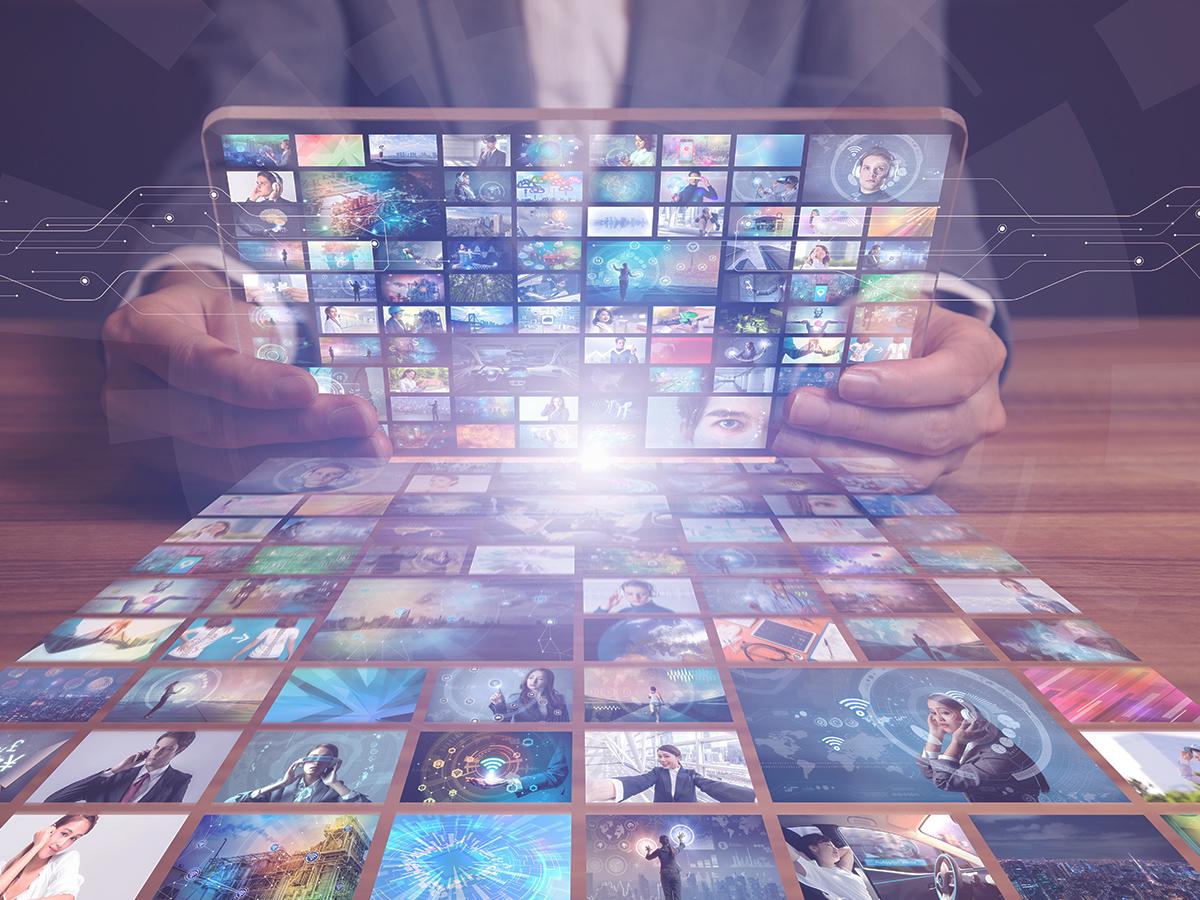 Como deixar um webinar visualmente atrativo para seu público