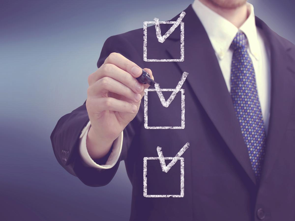 Como fazer um checklist para webinar