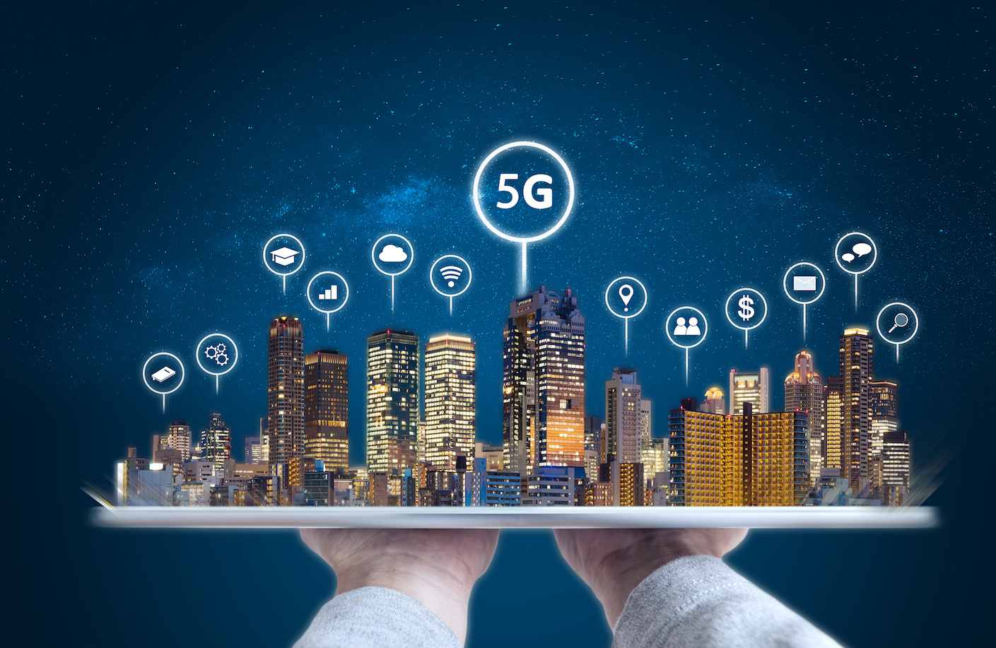 Como o 5G pode mudar a forma de transmitir ao vivo?