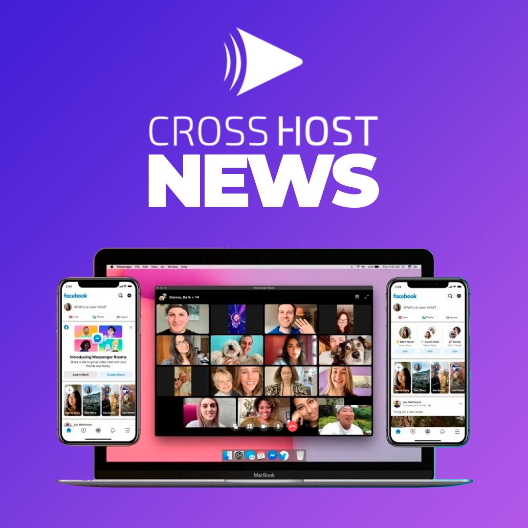 Facebook lança nova plataforma de Videoconferência e vai competir com o Zoom e Houseparty