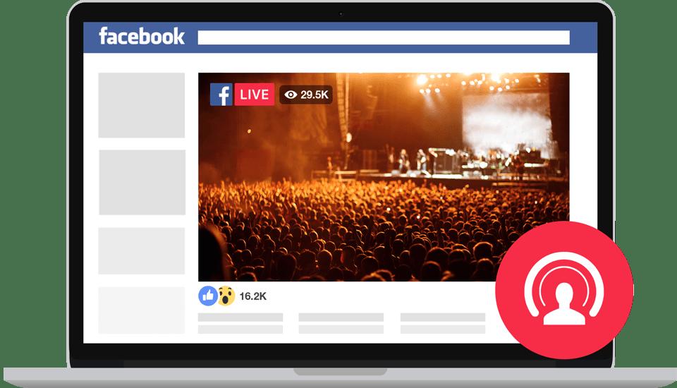 Como fazer Live no Facebook