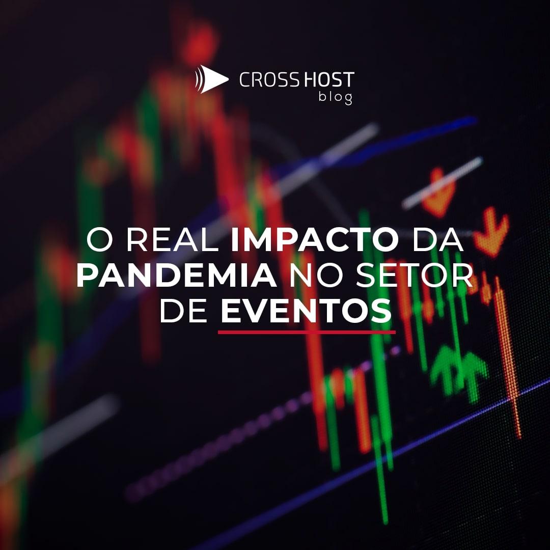 O real impacto da pandemia no setor de eventos [panorâma 2021]