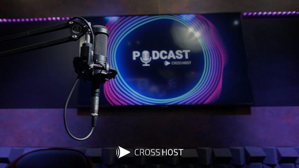 microfone profissional para transmissão ao vivo